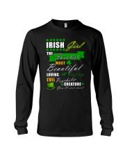 irish girl the sweetest Long Sleeve Tee thumbnail