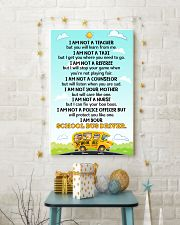 School Bus Driver Poster 11x17 Poster lifestyle-holiday-poster-3