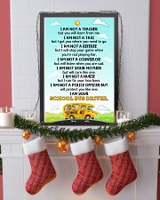 School Bus Driver Poster 11x17 Poster lifestyle-holiday-poster-4