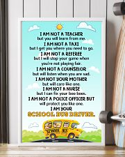 School Bus Driver Poster 11x17 Poster lifestyle-poster-4