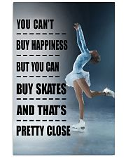 YOU BUY HAPPINESS SKATING 16x24 Poster front