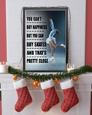 YOU BUY HAPPINESS SKATING 16x24 Poster lifestyle-holiday-poster-4