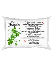 TO MY DAUGHTER- ONE UPON A TIME POSTER- MOM Rectangular Pillowcase thumbnail