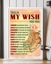 SKATE - THIS IS MY WISH FOR YOU 11x17 Poster lifestyle-poster-4