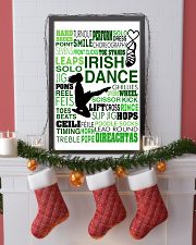 IRISH DANCE- HARD SHOES 11x17 Poster lifestyle-holiday-poster-4