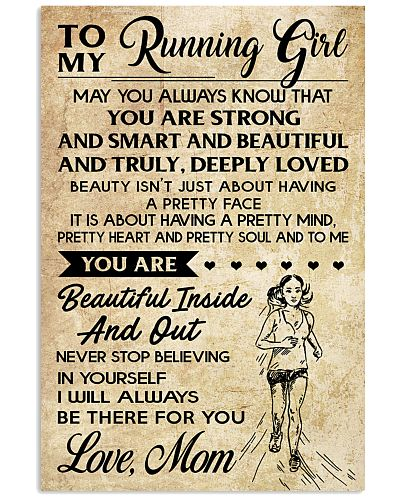 TO MY RUNNING GIRL