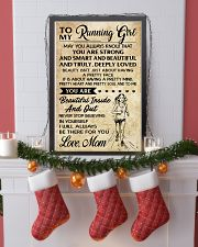 TO MY RUNNING GIRL 16x24 Poster lifestyle-holiday-poster-4