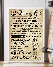 TO MY RUNNING GIRL 16x24 Poster lifestyle-poster-4