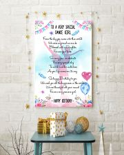 DANCE PAISLEY FLOWER 11x17 Poster lifestyle-holiday-poster-3