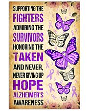 Alzheimer's - Supporting Poster STAR 11x17 Poster front