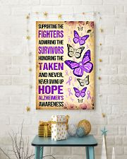 Alzheimer's - Supporting Poster STAR 11x17 Poster lifestyle-holiday-poster-3