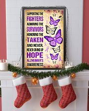 Alzheimer's - Supporting Poster STAR 11x17 Poster lifestyle-holiday-poster-4