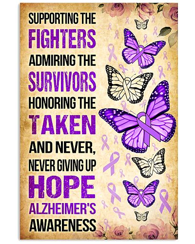 Alzheimer's - Supporting Poster STAR