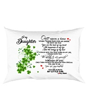 TO MY DAUGHTER- ONE UPON A TIME PILLOW- MOM Rectangular Pillowcase back