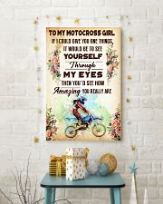 TO MY MOTOCROSS GIRL - YOU REALLY ARE 11x17 Poster lifestyle-holiday-poster-3
