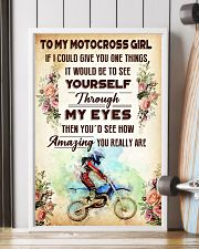 TO MY MOTOCROSS GIRL - YOU REALLY ARE 11x17 Poster lifestyle-poster-4