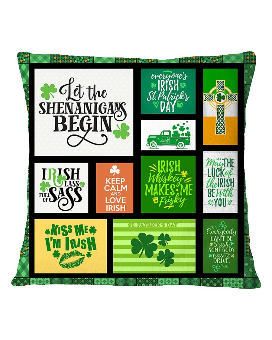 IRISH DECOR PILLOWCASE Square Pillowcase