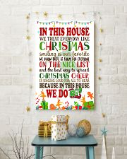 WE DO ELF - DANCE 11x17 Poster lifestyle-holiday-poster-3