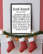 HUSBAND- NOUN 16x24 Poster lifestyle-holiday-poster-4