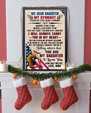 MY DEAR DAUGHTER - Gymnast 16x24 Poster lifestyle-holiday-poster-4