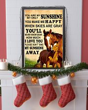 12 you are my sunshine hourse 16x24 Poster lifestyle-holiday-poster-4