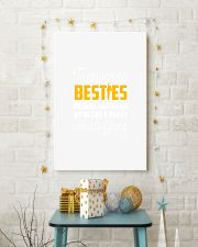 TAEKWONDO BESTIES SMALL GANG 11x17 Poster lifestyle-holiday-poster-3