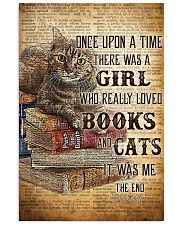 BOOKS AND DOGS- ONCE UPON A TIME POSTER LQT 16x24 Poster front