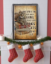 BOOKS AND DOGS- ONCE UPON A TIME POSTER LQT 16x24 Poster lifestyle-holiday-poster-4
