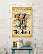 007 Elephant Mixed Parchment Poster STAR 11x17 Poster lifestyle-holiday-poster-3