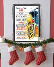 saxophone this is your life poster- LQT 01 16x24 Poster lifestyle-holiday-poster-4