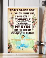 1- TO MY DANCE BOY - YOU REALLY ARE 16x24 Poster lifestyle-poster-4
