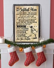 Softball - Loving Words Poster SKY 11x17 Poster lifestyle-holiday-poster-4