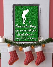 THERE AER TWO THING YOU CAN 16x24 Poster lifestyle-holiday-poster-4