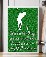 THERE AER TWO THING YOU CAN 16x24 Poster lifestyle-poster-4