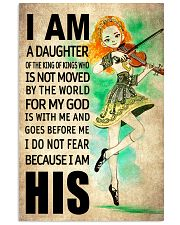 4 IRISH DAUGHTER - FOR MY GOD 16x24 Poster front