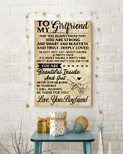 TO MY GIRLFRIEND- YOUR BOYFRIEND 16x24 Poster lifestyle-holiday-poster-3
