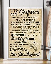 TO MY GIRLFRIEND- YOUR BOYFRIEND 16x24 Poster lifestyle-poster-4