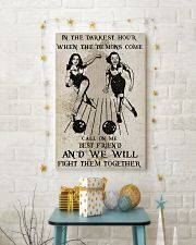 Bowling Fight Them Together Poster 11x17 Poster lifestyle-holiday-poster-3