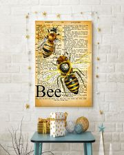 007 Bee Mixed Parchment Poster STAR 11x17 Poster lifestyle-holiday-poster-3