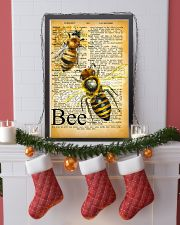 007 Bee Mixed Parchment Poster STAR 11x17 Poster lifestyle-holiday-poster-4