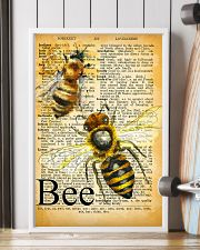 007 Bee Mixed Parchment Poster STAR 11x17 Poster lifestyle-poster-4