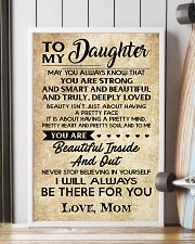 TO MY DAUGHTER 16x24 Poster lifestyle-poster-4