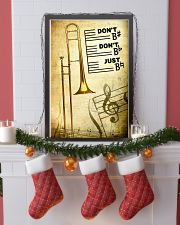 Trombone - Don't don't Just SKY 11x17 Poster lifestyle-holiday-poster-4