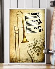 Trombone - Don't don't Just SKY 11x17 Poster lifestyle-poster-4
