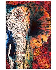 Elephant - Indian Sketched art Poster SKY 16x24 Poster front