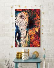 Elephant - Indian Sketched art Poster SKY 16x24 Poster lifestyle-holiday-poster-3
