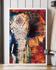 Elephant - Indian Sketched art Poster SKY 16x24 Poster lifestyle-poster-4