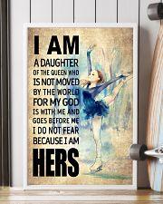 SKATING DAUGHTER - FOR MY GOD 16x24 Poster lifestyle-poster-4