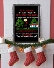 TO MY HUSBAND 16x24 Poster lifestyle-holiday-poster-4