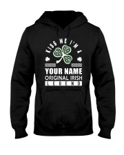 kiss me i'm a your name Hooded Sweatshirt tile